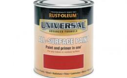 Universal paint & primer