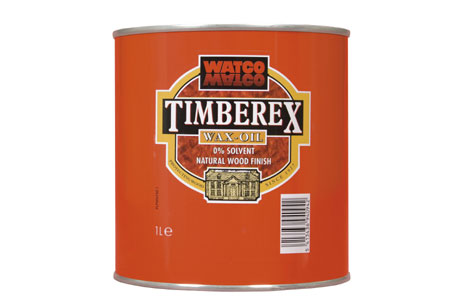 Timberex Wax Oil