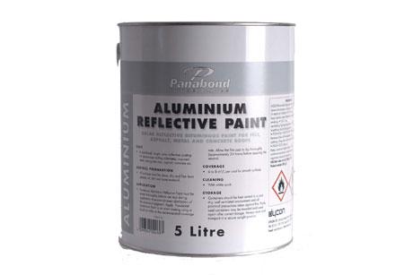 Aluminium Reflective Paint