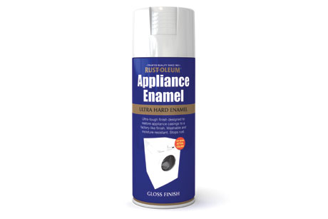 Appliance Enamel Spray