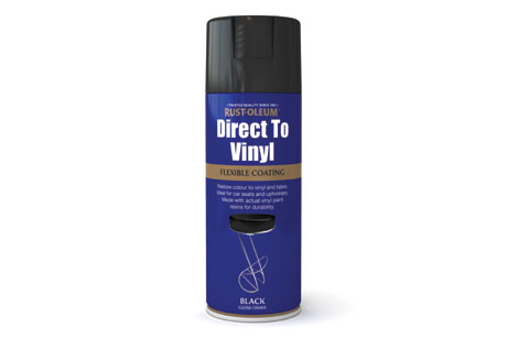 Direct to Vinyl Spray