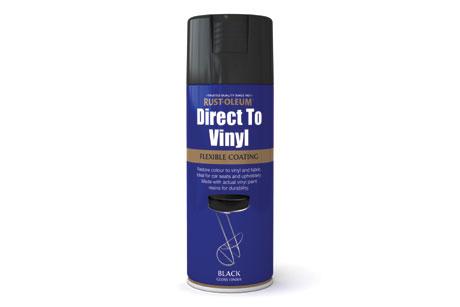 Direct to Vinyl Spray
