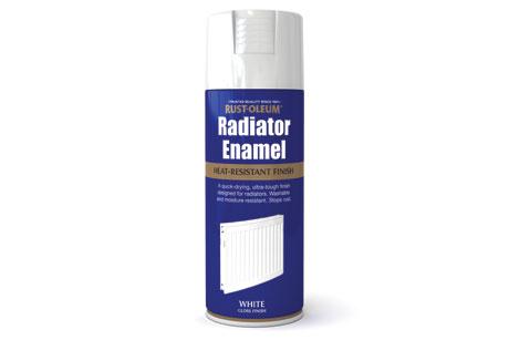 Radiator-Enamel