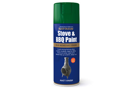 Stove & BBQ Spray