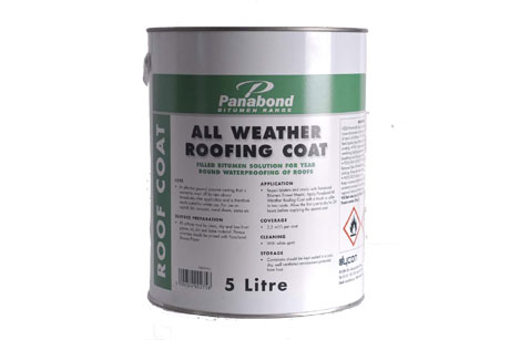 Panabond All Weather Roof Coat