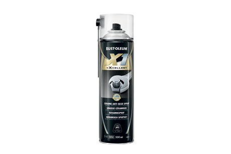 X1 Ceramic Anti-Seize Spray